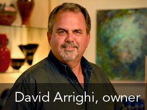 David Arrighi Thornebrook Gallery Owner